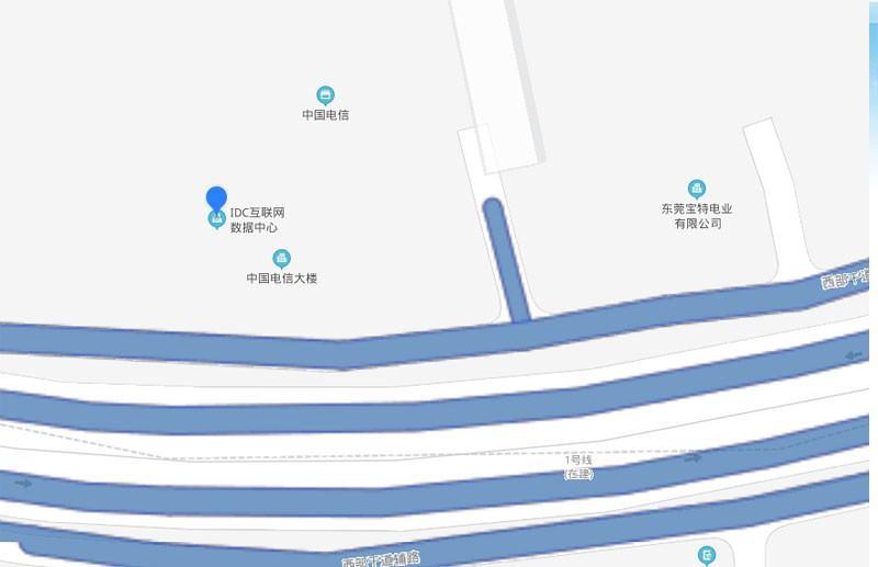 广东省东莞电信(综合大楼)(IDC机房)