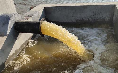 今年中国将安排150亿用于污水处理建设
