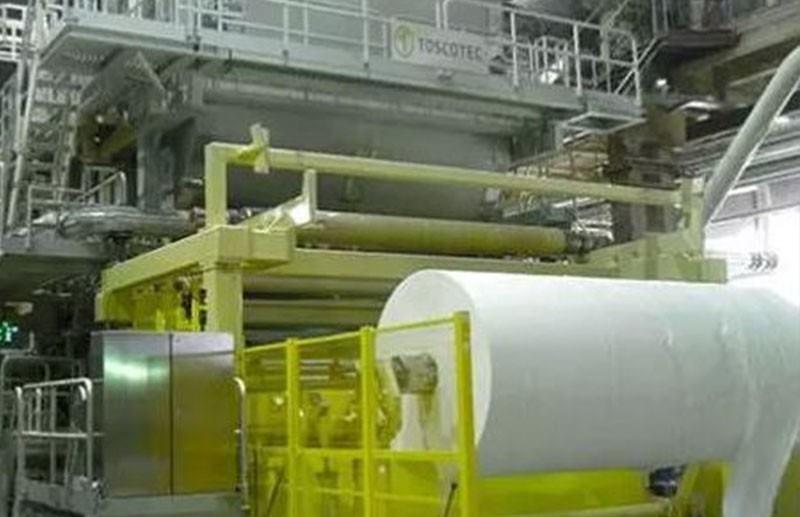 泰国造纸厂
